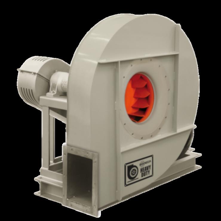 Промышленные вентиляторы CASB-X