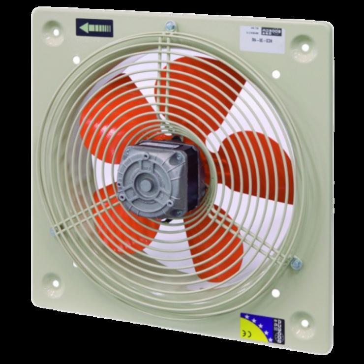 Вентилятори осьові HCD