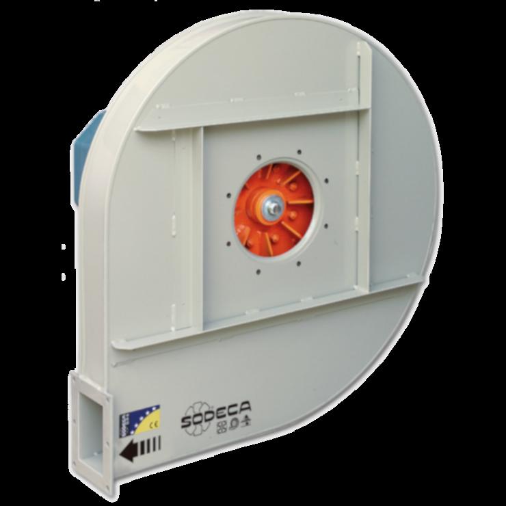 Промышленные вентиляторы CAST