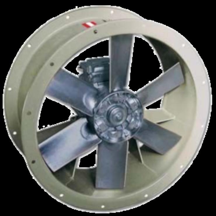 Вентиляторы дымоудаления THT, THT/CL