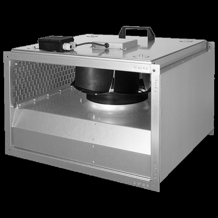 Вентиляторы канальные для прямоугольных воздуховодов KVRI