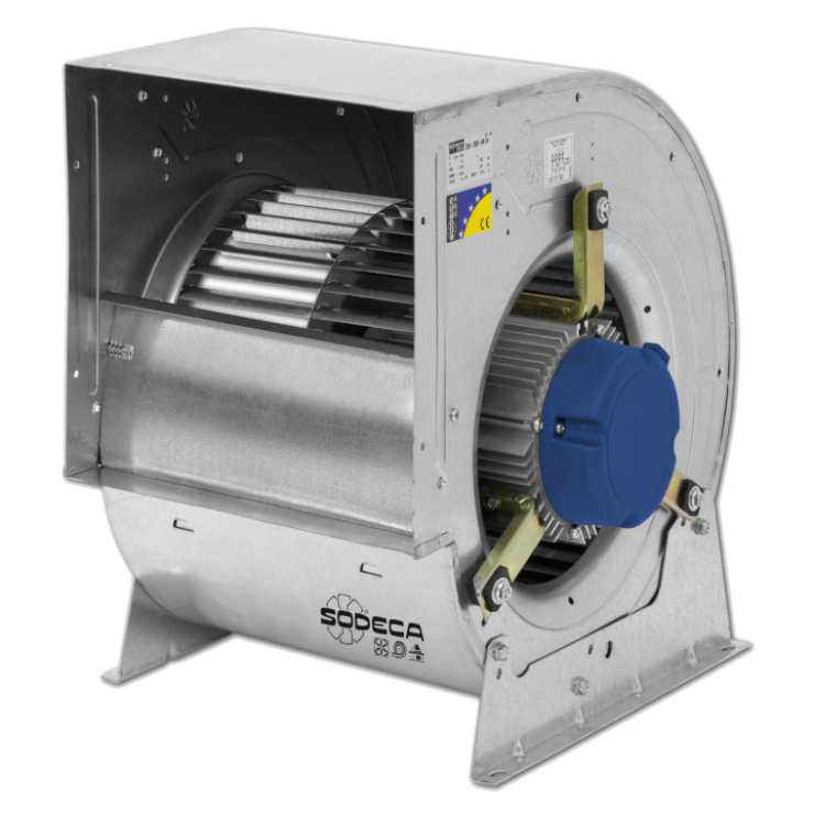 Вентиляторы центробежные CBD/CBD 3V