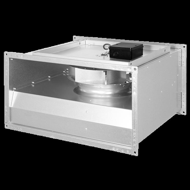 Вентиляторы канальные для прямоугольных воздуховодов KVR
