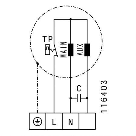 ISOR 125 E2 20