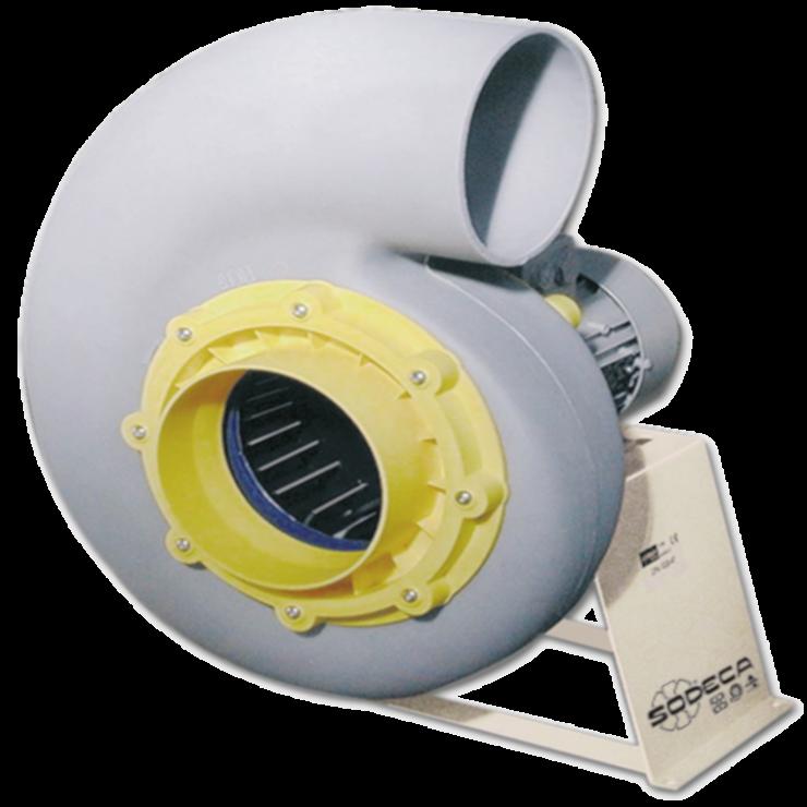 Промышленные вентиляторы CPV