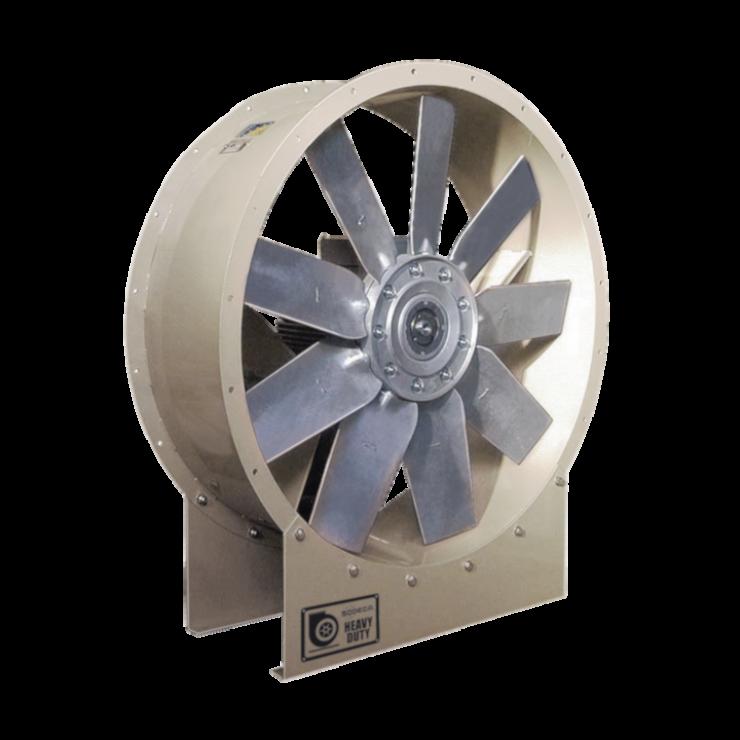 Вентилятори осьові HGT