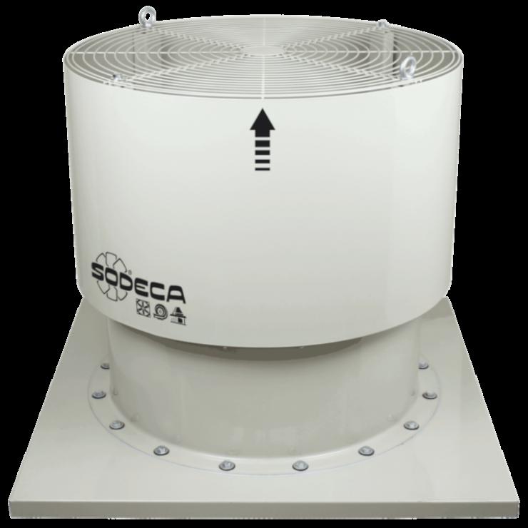 Вентиляторы дымоудаления THT/ROOF