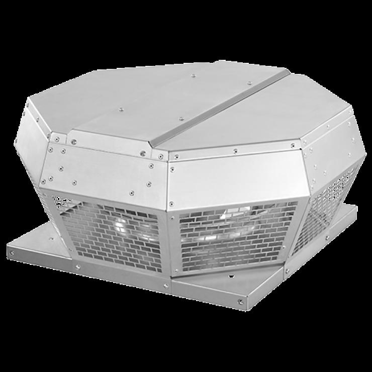 Вентиляторы крышные DHA...EC